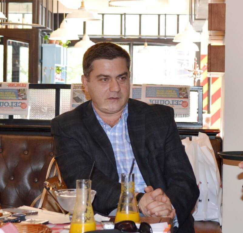 Асад Лапш, генеральний директор «КУН-Україна»
