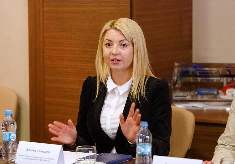Альона Гальцова