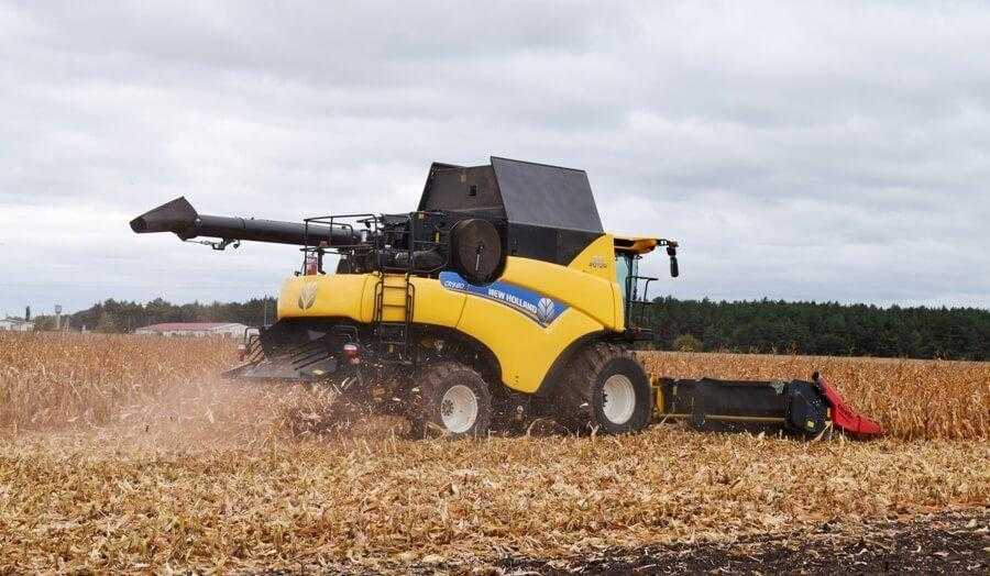 New Holland CR9.80 Revelation_