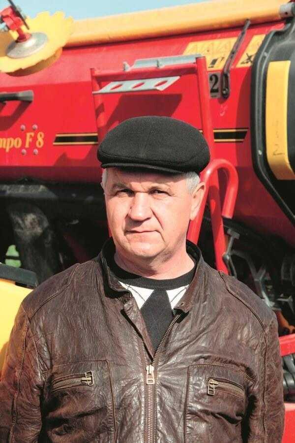 Микола Литвиненко, агроном СФГ «Павлівське»