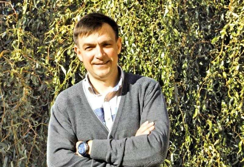 Евгений Радовенюк директор «Барышевской зерновой компании»