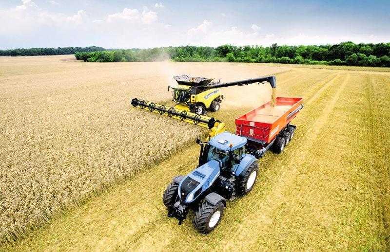 Перевантаження зерна без зупинки комбайна підвищує продуктивність процесу на 10–15%