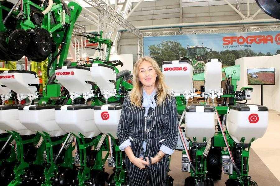 Ірина Карпенко, менеджер з експорту техніки Sfoggia в Україну і країни СНД