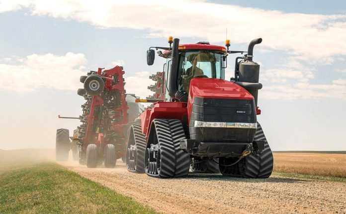 Steiger 620 and Precision Disk 500DS