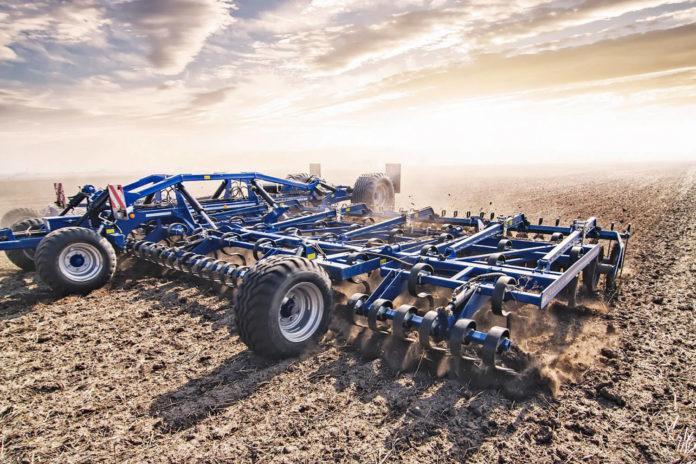 Дискові знаряддя для обробітку ґрунту