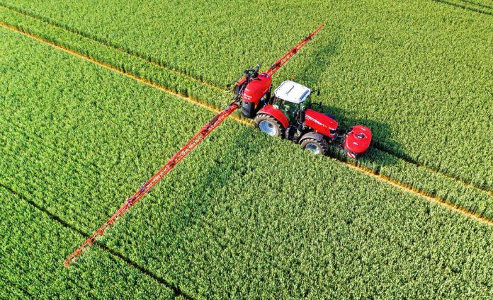Контроль бур'янів і хвороб у поєднанні з елементами живлення зернових культур