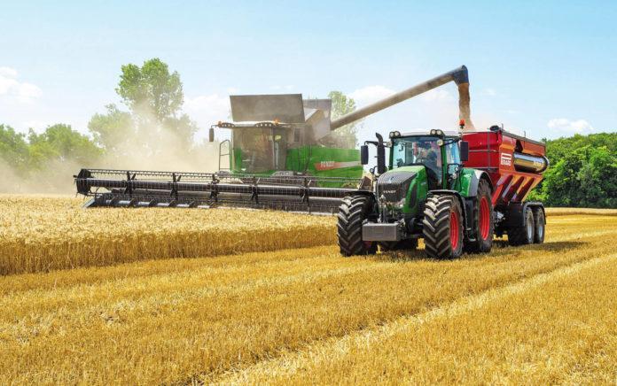 Особенности уборки зерновых культур
