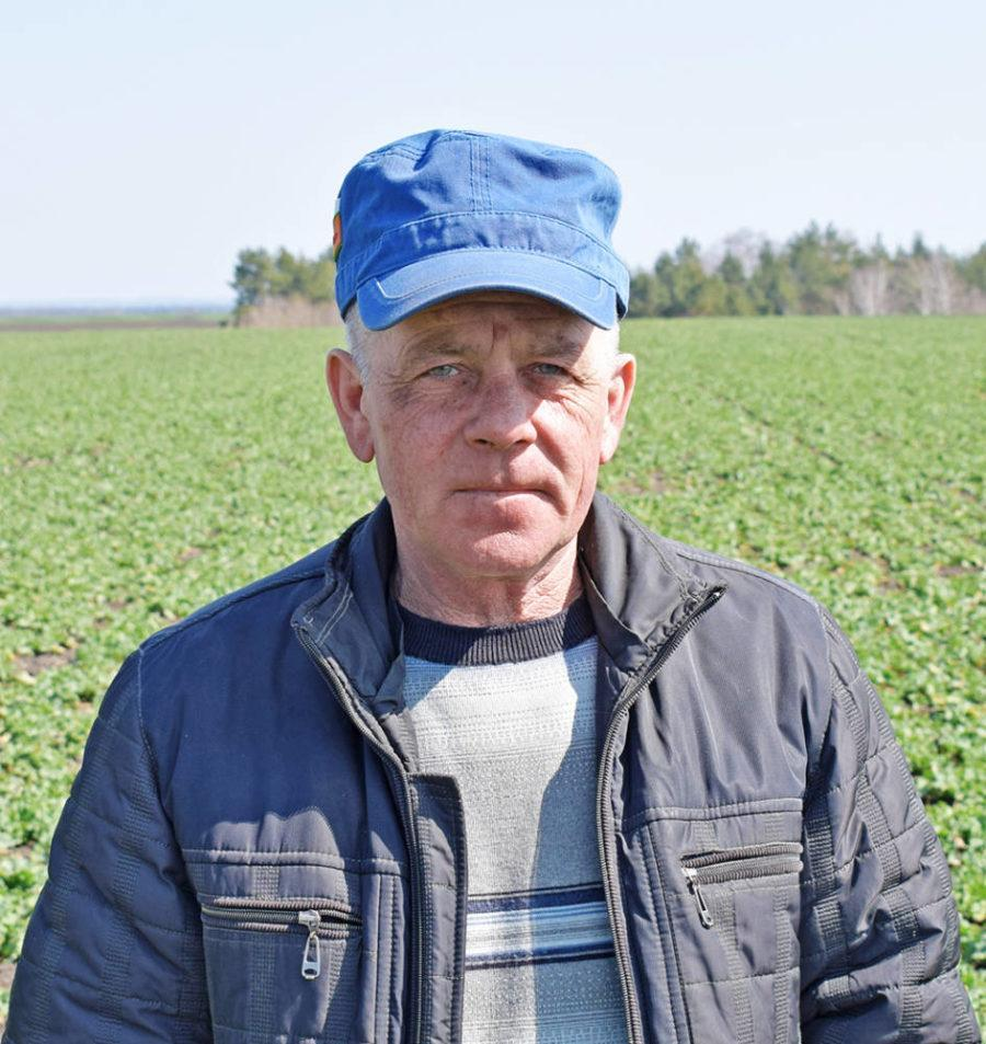 Віталій Вакулік, головний агроном СФГ «ТВК»