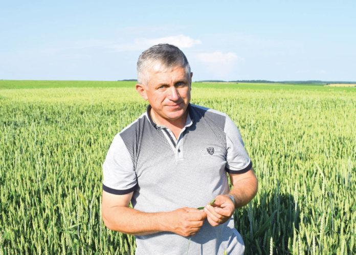 Віталій Макалюк – керівник ФГ «Макалюк»